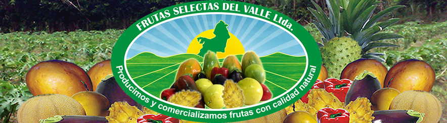 Logo Frutas Selectas del Valle Ltda